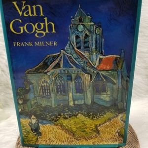 Van Gogh Hardcover Large Collectible Book